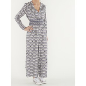 ALLOVER PRINTED ALL-IN-ONE IN VISCOSE QUALITY 156127