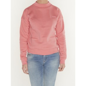 HIGH NECK SWEAT WITH POCKETS 156494