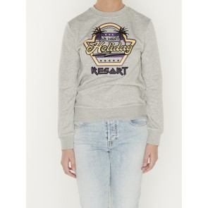 RELAXED FIT CREWNECK SWEAT 156143