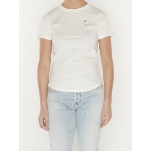 ORGANIC COTTON FITTED TEE 156199