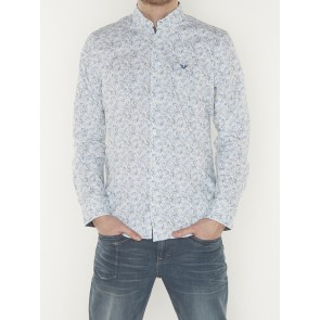PSI202211 LONG SLEEVE SHIRT POPLIN
