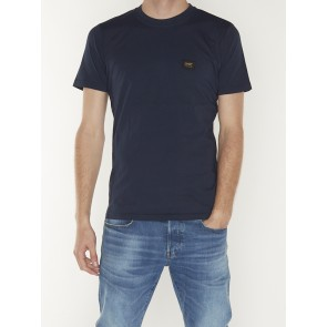 DENHAM APPLIQUE TEE MOJD