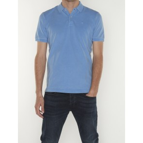 GARMENT DYED STRETCH POLO 156829