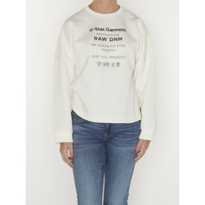 GRAPHIC TEXT RELAXED T SW