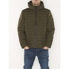 HOODED FUJI JACKET