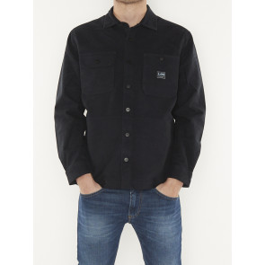 BOX POCKET OVERSHIRT