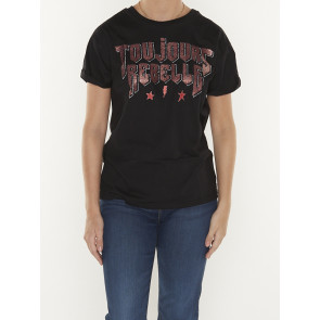 TOUJOURS REBELLE BOXY TEE