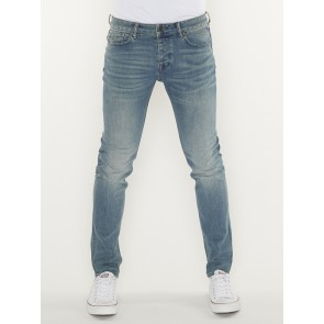RISER SLIM BLUE SHADOW WASH