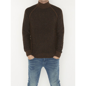 ROLL NECK COTTON CKW206324