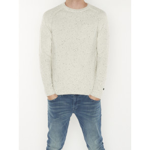 R-NECK WOOL MIX CKW206326