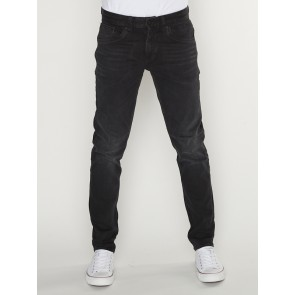 TAILWHEEL STRETCH -FADED BLACK DENIM