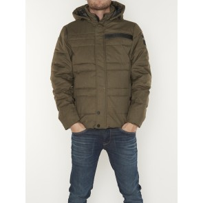 HOODED JACKET PJA205106