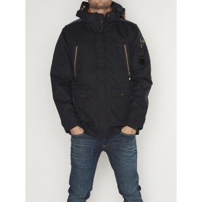 HOODED JACKET PJA205121
