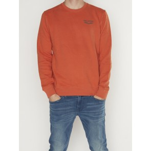 R-NECK BRUSHED SWEAT PSW205401