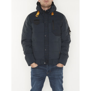 HOODED JACKET 3-D PJA206114