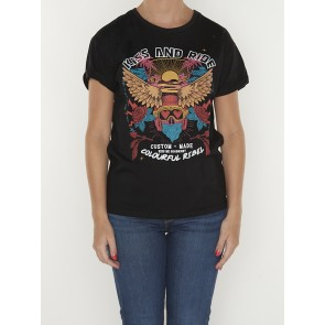 KISS AND RIDE BOXY TEE