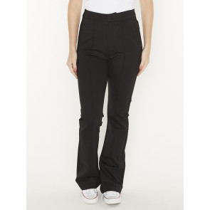 CLEAN FLARED SWEAT PANTS 161802