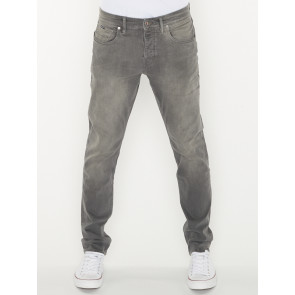 JIM TAPERED -REBEL GREY
