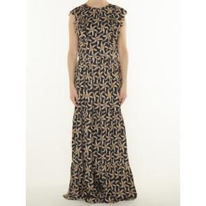 DRAPEY MAXI LENGTH DRESS 161533