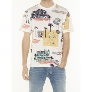 ALL-OVER PRINTED TEE 160850