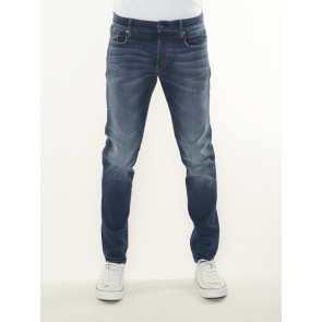 3301 SLIM-ELTO PURE SUPERSTRETCH-WORN IN DUSK BLUE