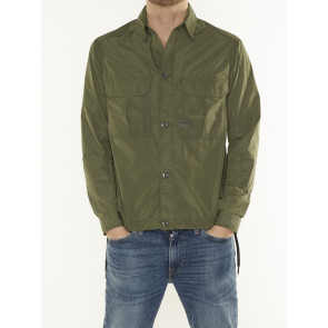 2 FLAP PKT RELAXED OVERSHIRT