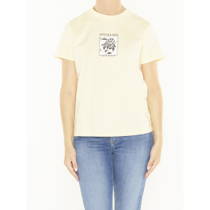 RELAXED FIT TEE 161708