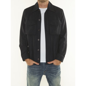 RELAXED OVERSHIRT 163240