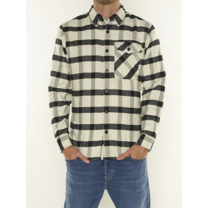CHECKED RELAXED FIT SHIRT 163355