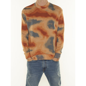 ALL-OVER PRINTED RELAXED-FIT SWEAT 163933