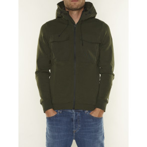 HOODED SLIM FIT CSW215405