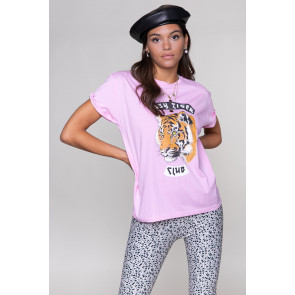EASY TIGER BOXY TEE