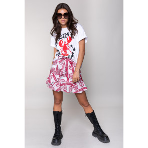 LOBSTER LOVE TOUR BOXY TEE