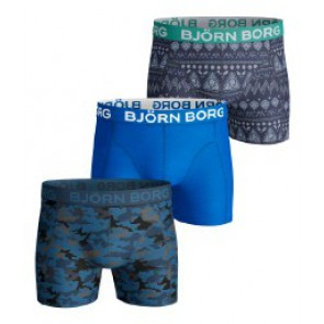 3P SHORTS BB SHADES & BB ETNO STRIPE 1811-1434-71481