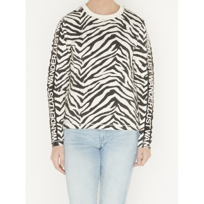 ZEBRA SWEAT