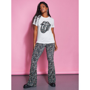 TS ROLLING STONES FLOWER PARTY